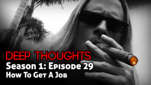 DTR Ep 29: How To Get A Job