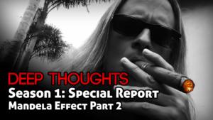 DTR SR: Mandela Effect P2