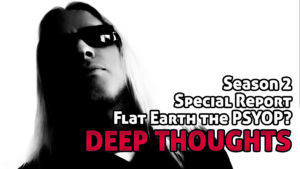 DTR SR: Flat Earth The PSYOP?