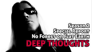 DTR SR: No Forest On Flat Earth
