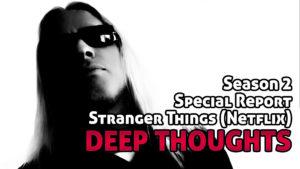 DTR SR: Stranger Things (Netflix)