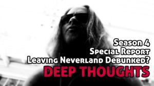 DTR SR: Leaving Neverland Debunked?