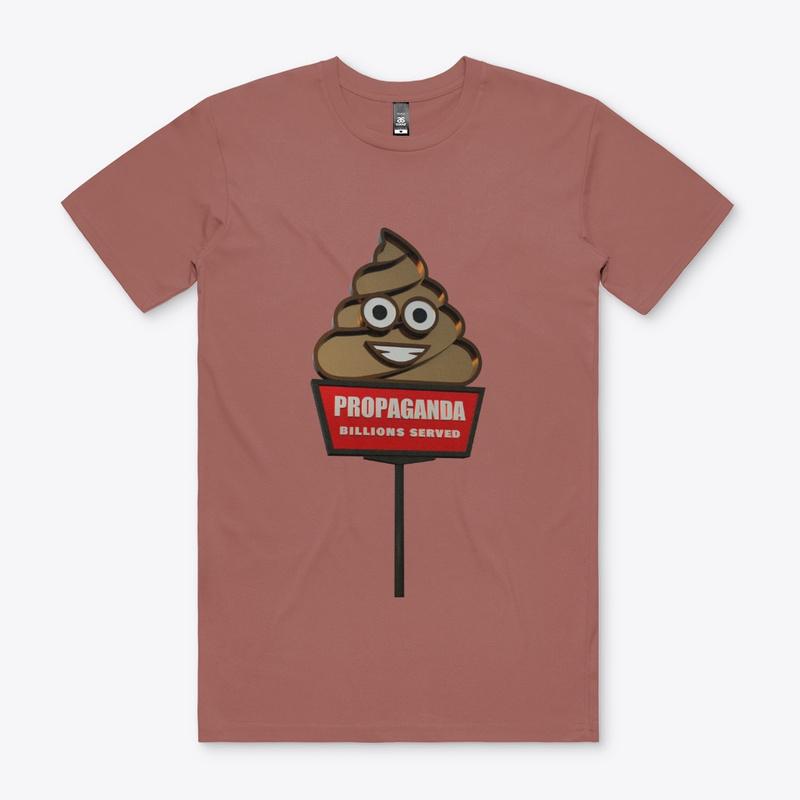 Propaganda - T-Shirt