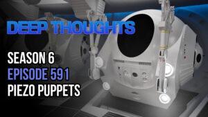 DTR S6 EP 591: Piezo Puppets