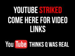 YouTube Striked!