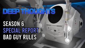 DTR S6 SR: Bad Guy Rules