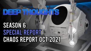 DTR S6 SR: Chaos Report Oct 2021